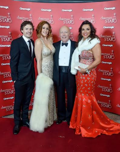 A Christmas Star.Cinemagic Rolls Out The Red Carpet In Celebration Of Their